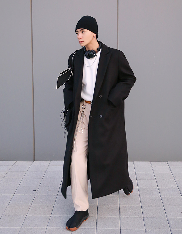 No.7536 4color A double maxi COAT